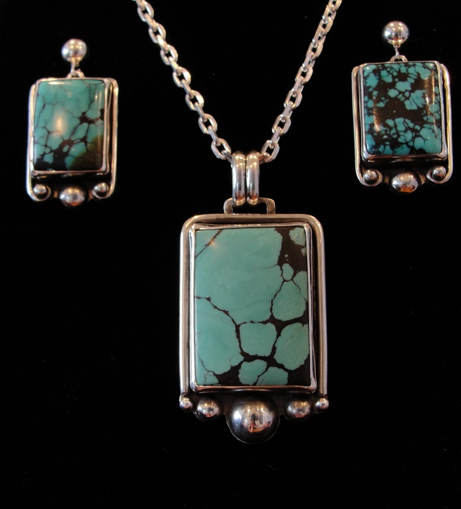 Turquoise Set.....Sold