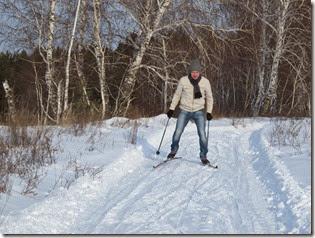 Лыжи 117