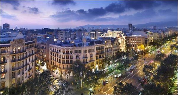 فندق مندرين برشلونة5