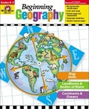 BOOK Beginning Geography Evan Moor