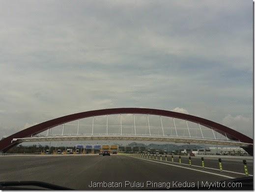 Tol Jambatan Pulau Pinang Kedua 1