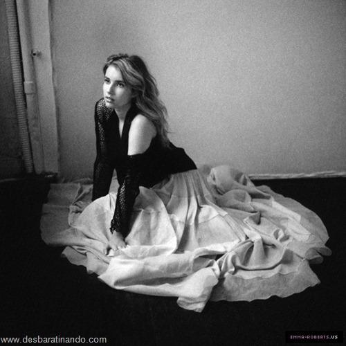 Emma Roberts linda sensual sexy sedutora desbaratinando (33)