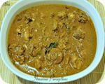 Varutharacha Chicken Curry 1