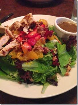 California Chicken Salad OCharleys