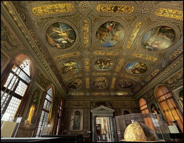 Bibliothèque Sansovino, Venise , Italie-2