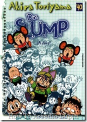 P00040 - Dr. Slump #40