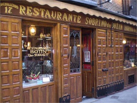 Restaurante  Botín_Madrid_PPS_Vitrine 01