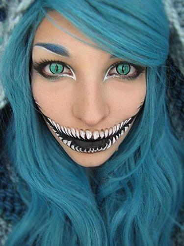 maquillaje miedo disfracesfaciles (19)