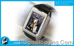 Cellwatch M500 Watch Mobile Phone