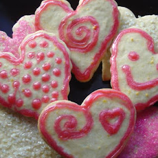Sour-Cream Sugar Cookie Cut-Outs