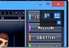 ModernMix applicazione in modalità finestra o schermo intero