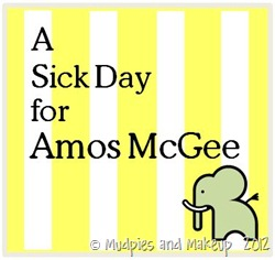A Sick Day For Amos McGee Box