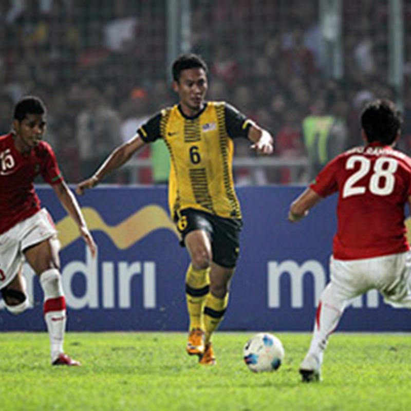 Malaysia tawan Indonesia , SEKALI LAGI !