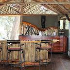 Pom Pom Camp, Bar © Foto: Ulrike Pârvu | Outback Africa Erlebnisreisen