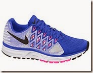 Nike Zoom Vomero 9 Blue and Pink