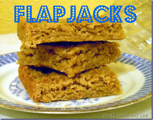 flapjacks twixt downs and sea