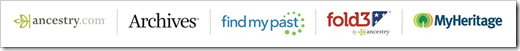 FamilySearch commercial partnerships