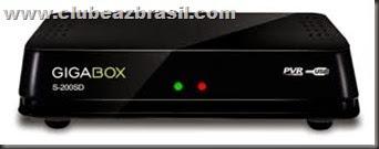 GIGABOX S200 SD V 222