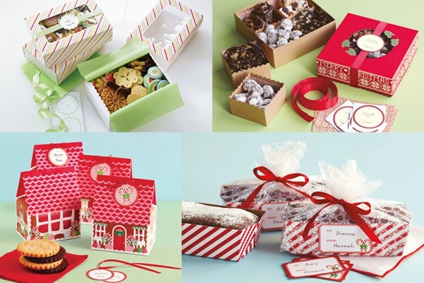 Martha Stewart Treat Boxes