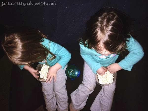 Magical Powers of Popcorn
