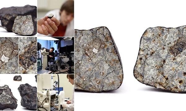 """Просмотр альбома """"Студийные фотографии челябинского метеорита"""""""