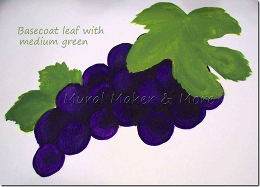 how-to-paint-grape-leaves-1