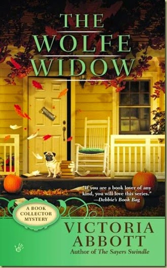 The Wolfe Widow cover