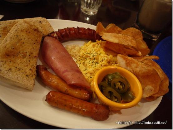 德國鄉村早餐