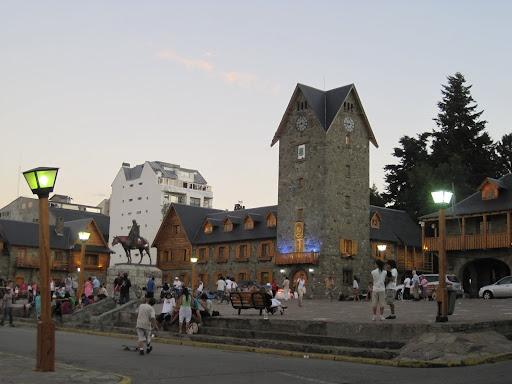 Bariloche's Centro Civico.