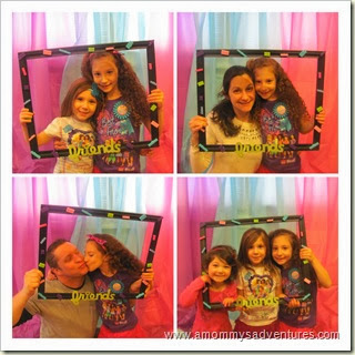 LEGO Friends Party Photo Booth