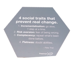 Peter Thiel - 4 Social Traits