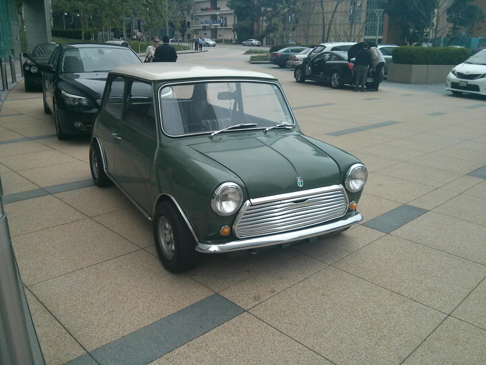 Old school Mini Cooper | Down Right FR-S