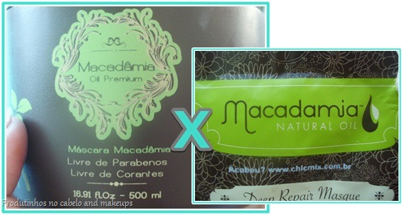 Macadamia Inoar X Natural Oil