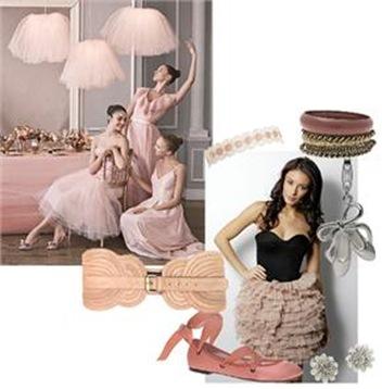 Linger Tie Ballet Pumps2