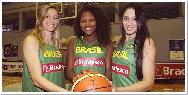 Seleção Brasileira Feminina de Basquete - Treino da Seleção Brasileira Feminina de Basquete - Brasil - sp - São José dos Campos - ADC General Motors -  - www.inovafoto.com.br - id:68112
