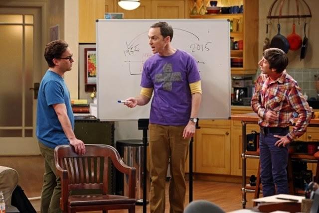 The Big Bang Theory (Crítica 8x05)  The Focus Attenuation-3
