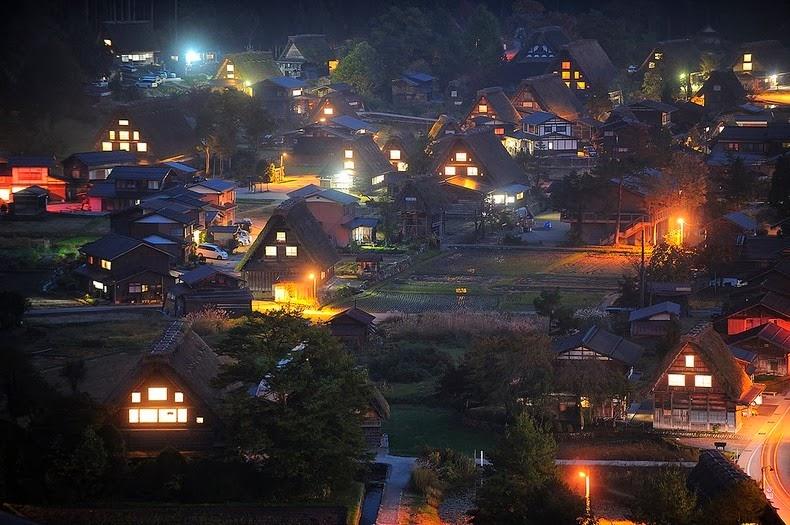 gassho-zukuri farmhouse-1