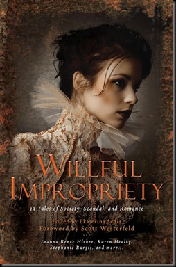 Willful Impropriety US cover