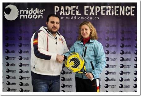 Carolina Gago y Cristóbal Bohórquez Middle Moon