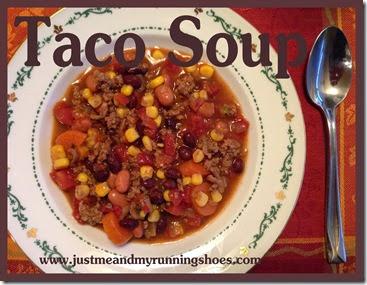 Taco Soup Title