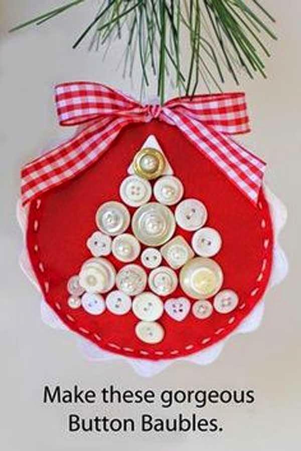 Last Minute Diy Christmas Decorations 2015