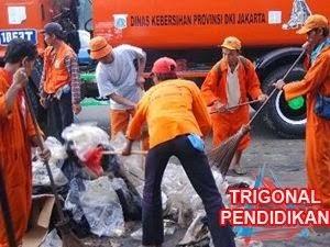 Kedudukan, Tugas Pokok dan Fungsi Dinas Kebersihan dan Pertamanan