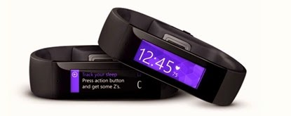 Microsoft Band mobilespoon