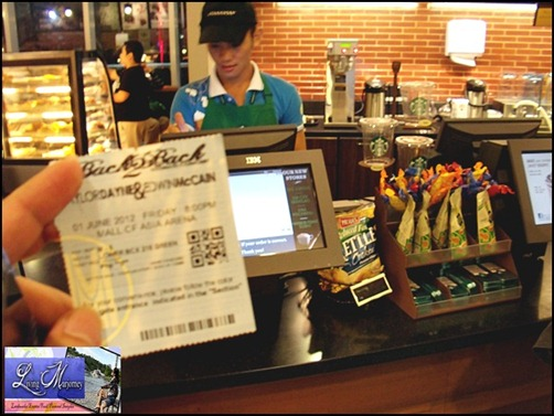 SM Mall of Asia ARENA-Starbucks