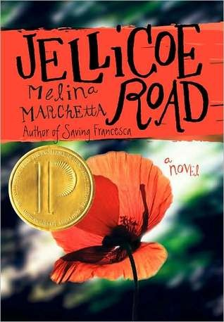 Jellicoe Road by Melina Marchetta. Publisher: Harper Teen