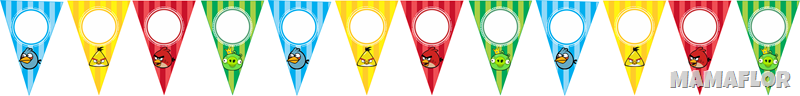 Lista Materiales Angry birds