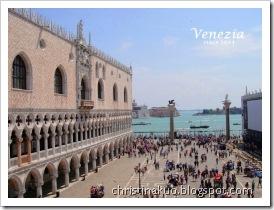 【Italy♦義大利】Venice 威尼斯 - Rialto早市, 聖馬可大教堂&鐘塔, 總督府