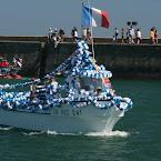 St-Vaast: Fête de la mer 2010 (4), la bénédiction