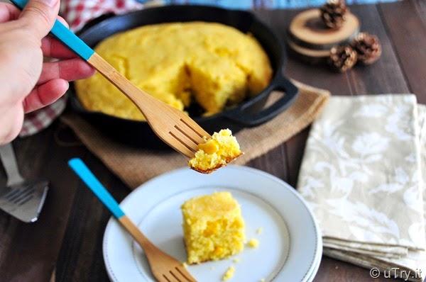 Classic Cornbread   http://uTry.it