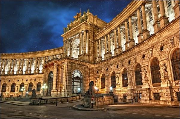 فيينا المكتبة الوطنية النمساوية